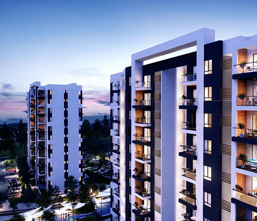 AFI Europe Romania începe lucrările de construcție a proiectului rezidențial AFI City, cu o rată de ocupare de 25%